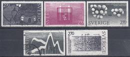 SUECIA 1983 Nº 1244/48 USADO - Suecia