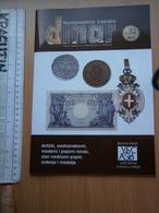 2012 DINAR Serbia Coin Numismatic Magazine Yugoslavia Medal Order Franchet D'Espèrey Banknote Money ANTIQUE DESPOT JOVAN - Zeitschriften: Abonnement