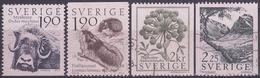SUECIA 1984 Nº 1256/59 USADO - Suecia