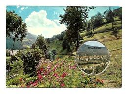 Bedarieux - Carte Parfumée -Vallazur; Grasse -(D.2476) - Bedarieux