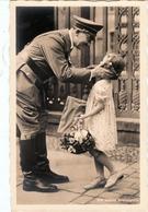 III. Reich, Propaganda Karte, A. HITLER Mit Kleinem Mädchen - Weltkrieg 1939-45