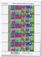 Nederland 2003, Postfris MNH, NVPH V2194-2195, Land, Air, Water - Ungebraucht