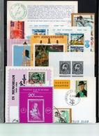 BELGIE: MOOI LOT ERINNOFILIE // PRIVE MNH ** - Commemorative Labels