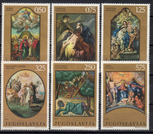 Yugoslavia,Art 1970.,MNH - 1945-1992 Socialist Federal Republic Of Yugoslavia
