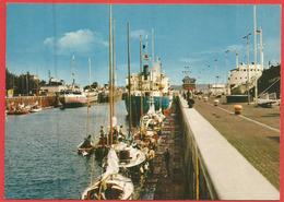 Landeshauptstadt Kiel, Kanalschleusen In Holtenau - Kiel