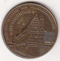 100 BEGIJNTJES 1982 LEUVENSE FEDERATIE OUDERVERENIGINGEN - Gemeentepenningen