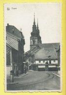 * Eupen (Liège - Luik - La Wallonie) * (Nels, Photo Lander) église, Church, Kirche, Kerk, Tramway, Boutique, Animée - Eupen