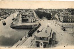Rennes    Le Mail  Le Canal   No.89 - Rennes