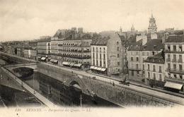 Rennes.....les Quais  No.110 - Rennes