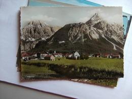 Oostenrijk Österreich Tirol Ehrwald Ohne Schnee - Ehrwald