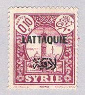 Latakia 2 MLH Syrian Overprint 1931 CV 1.60 (BP26929) - Syria