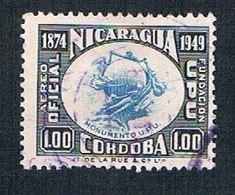 Nicaragua CO49 Used UPU Monument (BP163) - Nicaragua