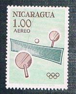 Nicaragua C533 Used Table Tennis (BP224) - Nicaragua