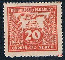 Paraguay C64 MNH Yerba Mate 1931 (P0298)+ - Paraguay