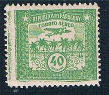 Paraguay C68 MNH Palm Trees 1931 (P0300)+ - Paraguay