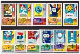 EQUATORIAL GUINEA 1975 Winter Olympics - Equatorial Guinea