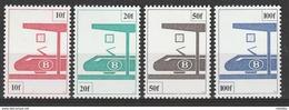 TR-CF 455/8 **   Prix émission - Chemins De Fer