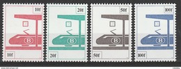 TR-CF 455/8 **   Prix émission - Railway