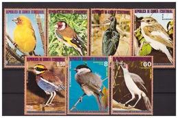 EQUATORIAL GUINEA 1976 Africa Birds - Equatorial Guinea