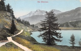 Am Silsersee - GR Grisons