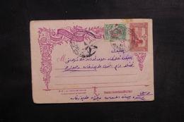 TURQUIE - Carte De Correspondance Voyagé, Affranchissement Plaisant , à Voir - L 41797 - Storia Postale