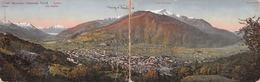 Bellinzona Panorama - TI Tessin