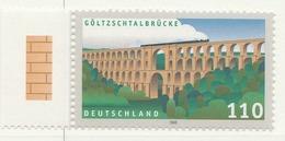 PIA - GER- 1999 : Ponte Della Valle Goltzsch - (Yv 1914) - Ponti