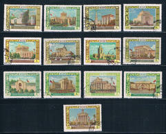 Russia 1808-20 Used Set Agricultural Fair 1956 CV 6.50 (R0704) - Unclassified