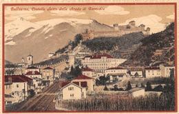 Bellinzona - Castello Svitto Della Strada Di Ravecchia - TI Tessin