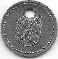 *notgeld  Homburg Bad 10 Pfenng  1918  Fe 3,3 Mm Gel.  6542.4/ F221.3a - Other