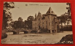QUATRECHT - MELLE  -  Kasteel De Bueren  - Château De Bueren - Melle