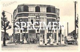 Café Des Fleures Station Essence -  Mouscron - Moeskroen - Mouscron - Moeskroen