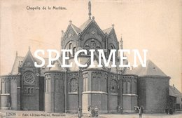 La Chapelle De La Marlière -  Mouscron - Moeskroen - Moeskroen