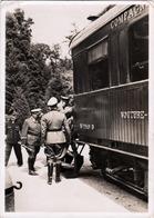 Propaganda Karte, COMPIEGNE 1940, Der Führer , Göring Besteigen Den Eisenbahnwagen, - Weltkrieg 1939-45
