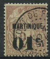Martinique (1888) N 7 (o) - Martinique (1886-1947)