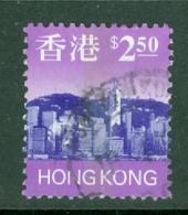 Hong Kong: 1997   Buildings    SG858      $2.50       Used - Hong Kong (...-1997)