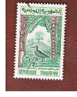 TUNISIA - SG 479 -    1959  BIRDS: COMMON SNIPE          - USED ° - Tunisia (1956-...)