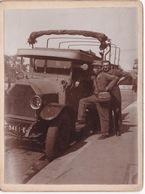 CAMION(PHOTO CARTONNEE) - Automobili