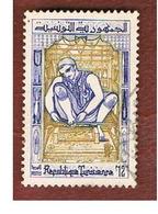 TUNISIA - SG 487a  -    1961  TURNER        - USED ° - Tunisia (1956-...)