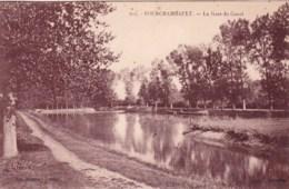 58 - Nievre -  FOURCHAMBAULT  - La Gare Du Canal - Autres Communes
