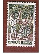 TUNISIA - SG 490  -    1959  GABES       - USED ° - Tunisia (1956-...)