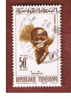 TUNISIA - SG 557  -    1962  AFRICA  DAY      - USED ° - Tunisia (1956-...)