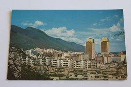 Caracas - El Centro Bolivar Y El Avila - Venezuela