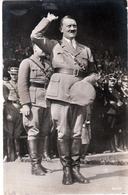 "Propaganda Karte, ADOLF HITLER  , Stempel "" Wien "" - Weltkrieg 1939-45"