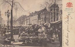 BRUXELLES. Ensemble 100 Cartes Postales éditées Par Le - Belgio