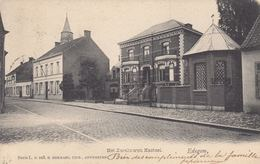 EDEGHEM (27), Anvers (7), Contich (1). Ensemble 35 Cart - Belgio