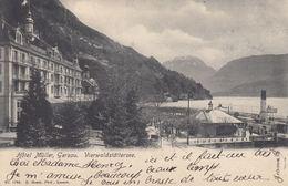 SUISSE. Environ 80 Cartes Postales Dont De Nombreuses D - Cartoline