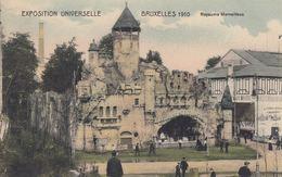 EXPOSITION UNIVERSELLE BRUXELLES 1910. Environ 135 Cart - Fantasia