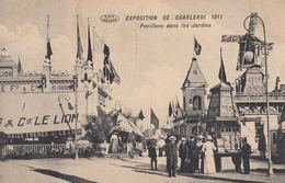 EXPOSITIONS UNIVERSELLES. Charleroi (1911), Gand (1913) - Fantasia