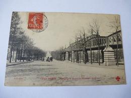 PARIS XIII (75) : Le VIADUC Du METRO Boulevard AUGUSTE-BLANQUI - Voir L'état Sur Les 2 Scans - Public Transport (surface)